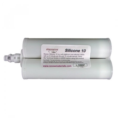 RENEW SILICONE 10 CS:8 X 400 ML (8# 3.68KGS)