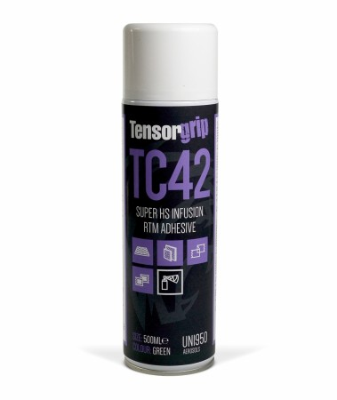 TENSORGRIP TC 42 SUPER HS INFUSION RTH ADH CLEAR500 ML